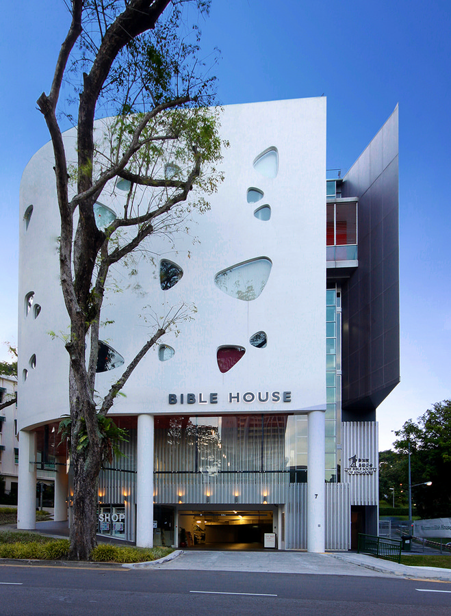 Singapore Life Church Religious Building E Architect