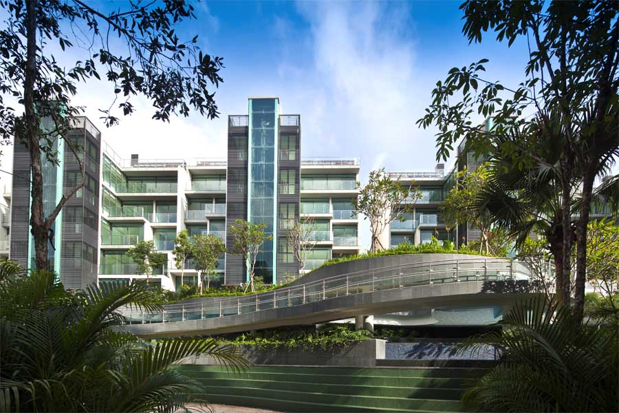 Duchess Residences Singapore Housing E Architect