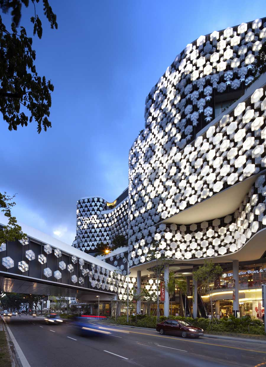 Iluma Singapore Bugis Street Building E Architect