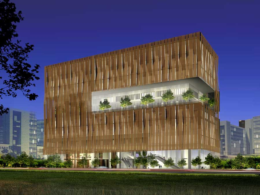 National heart centre singapore outram campus building for New build designs