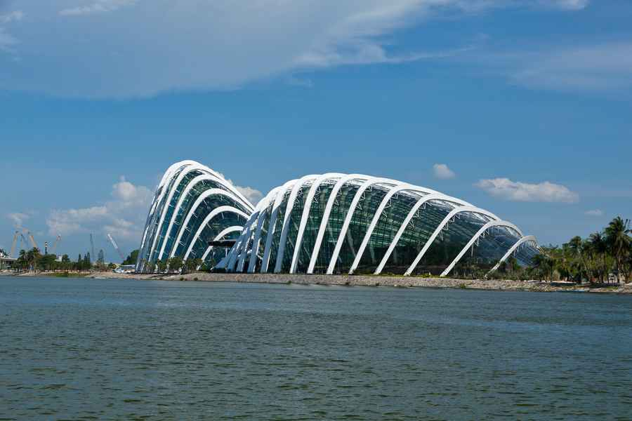 Gardens by the bay conservatories singapore biomes e for Wilkerson builders