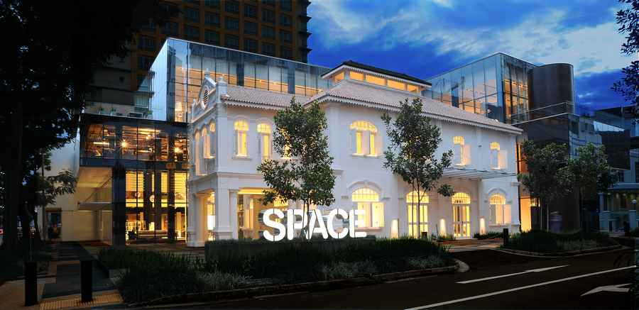 Top Luxury Brands >> Space Asia Hub: Singapore Furniture Store, Bencoolen Street - e-architect