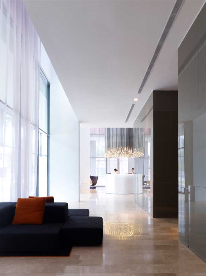 Studio m hotel nanson road building singapore e architect - Indeling m studio ...