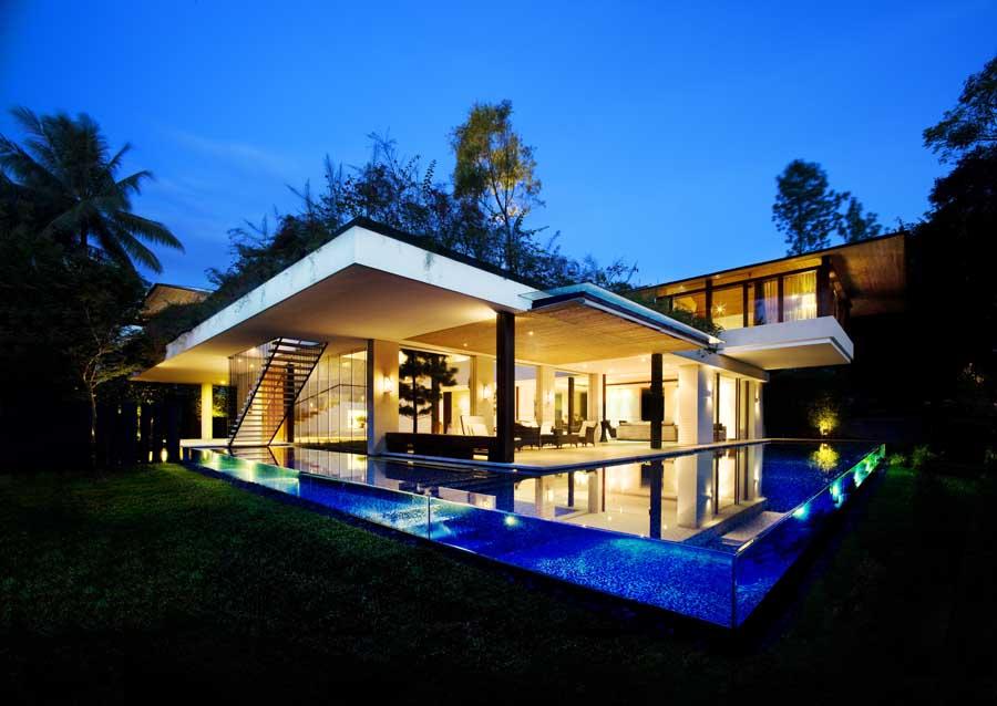 Tangga House Singapore Home Guz Architects E Architect