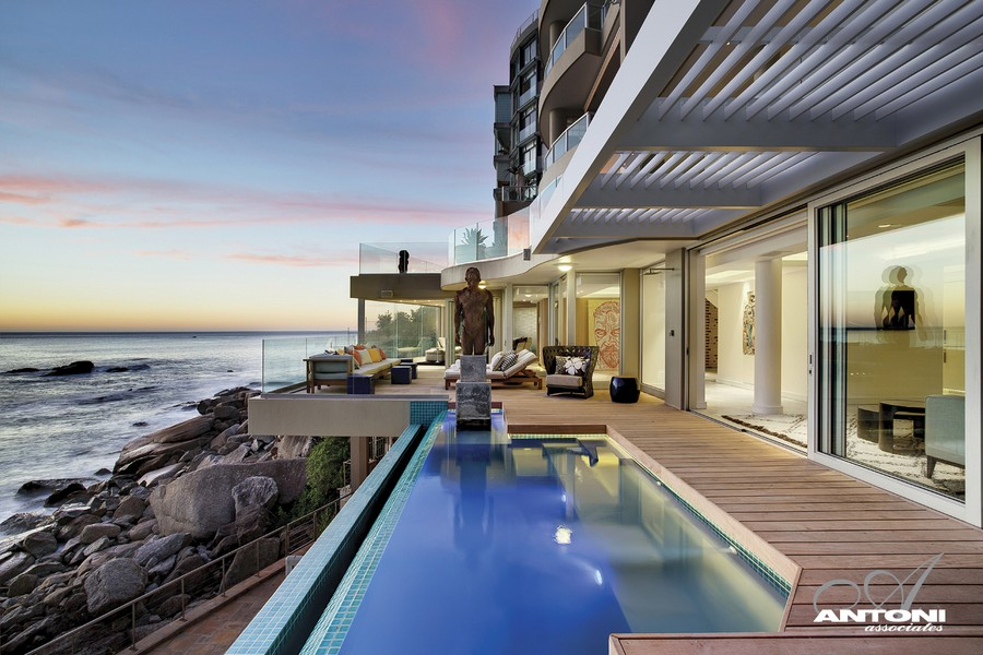 Clifton View 7 Cape Town Waterfront Residence E architect