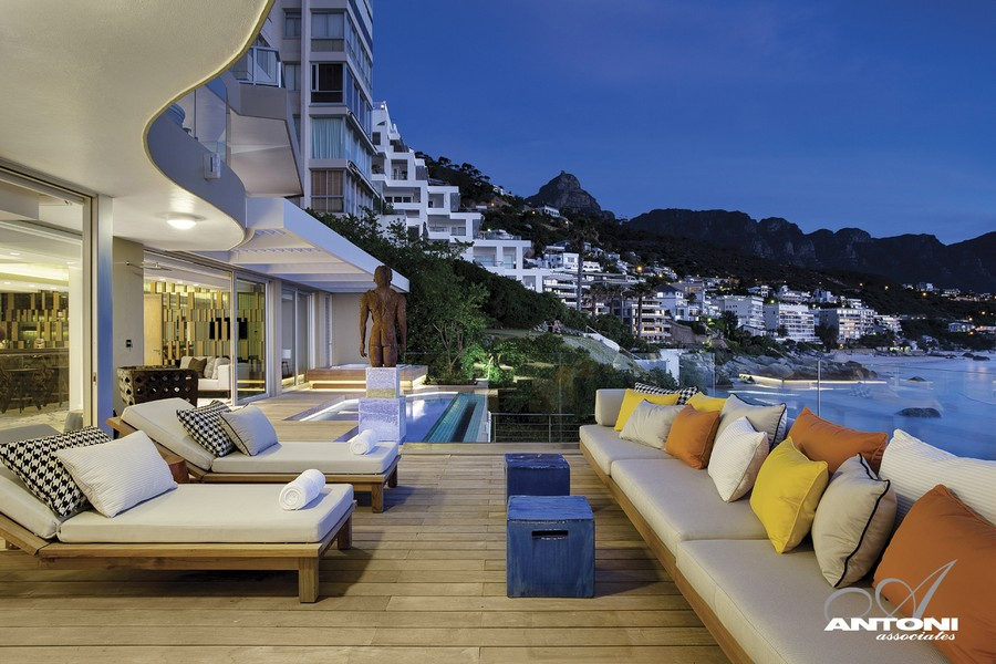 Clifton beach property cape town waterfront apartment for Apartment plans south africa