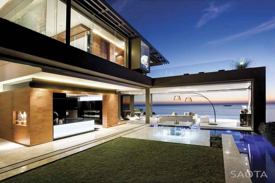 Clifton house cape town property south african residence - Architectural home designs in south africa ...
