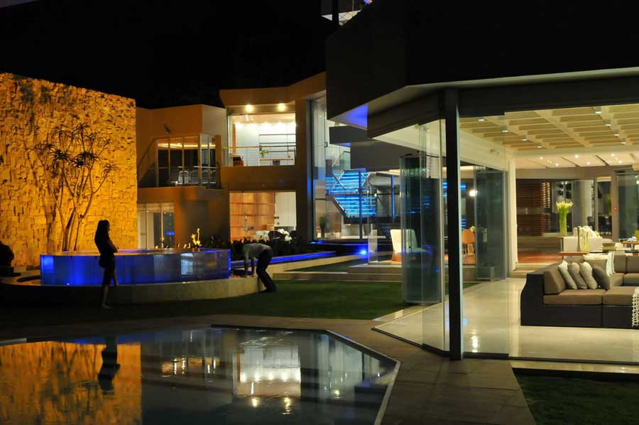 Modern Architecture Johannesburg south african houses: new properties in south africa - e-architect