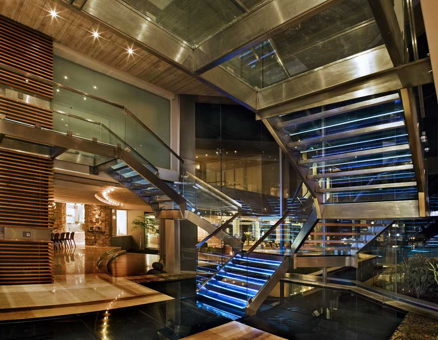 Glass House Johannesburg Property South Africa Residence e