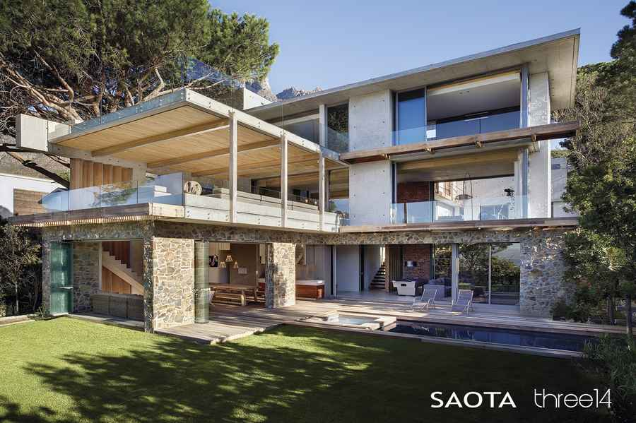 Higgovale house cape town property african residence for Piani di casa di campagna 1500 sq ft