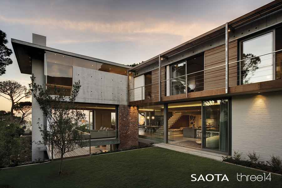 Higgovale House - Cape Town Property African Residence - E-architect