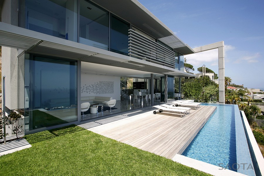 Contemporary House In South Africa