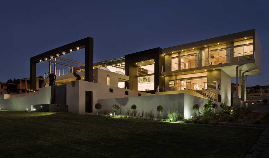 House Aboobaker South Africa Residence E Architect