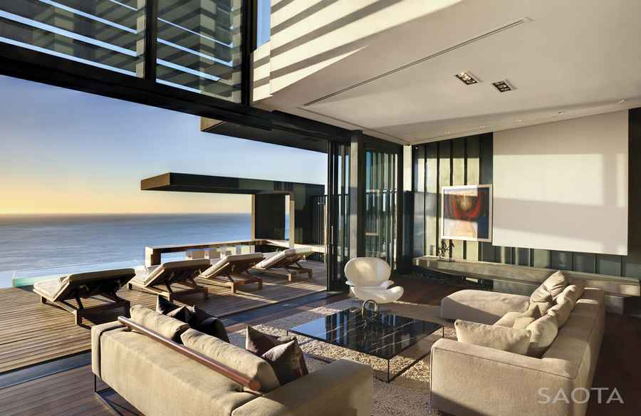 Nettleton, Clifton House - Cape Town Property, Residence - e-architect
