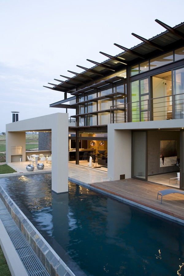 Serengeti House South Africa Residence E Architect