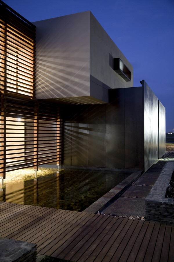 Modern Architecture In South Africa serengeti house - south africa residence - e-architect