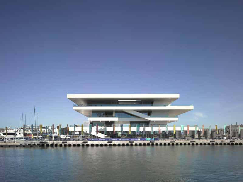 America's Cup Pavilion