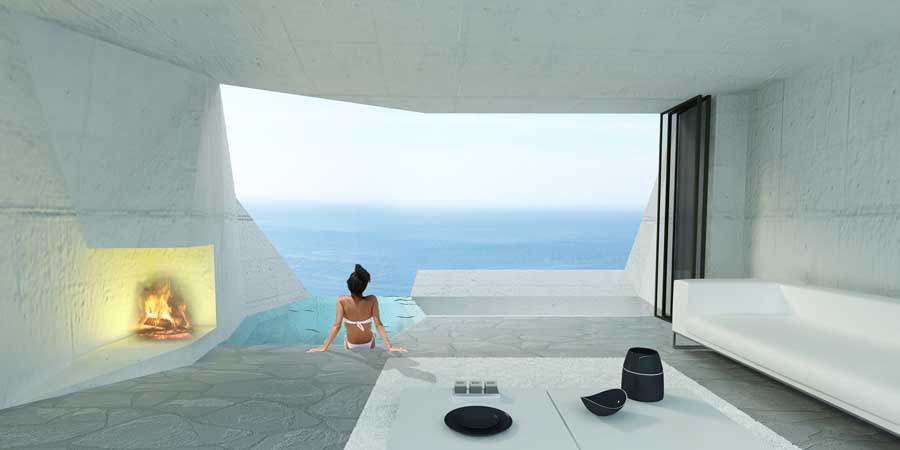 Andalucia spa hotel spanish spa building spain e for Design hotels spain