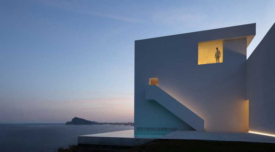 Spanish architecture buildings in spain e architect - Les plus beaux plans de maison du monde ...