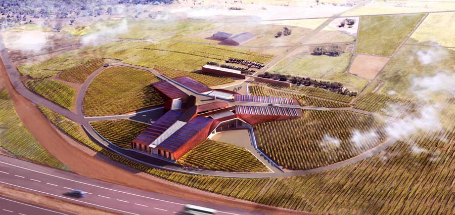 Winery Buildings Vineyard Architecture Wineries E