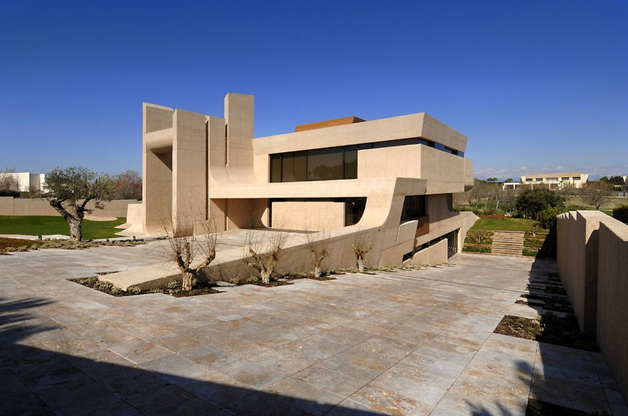 Spanish houses residences in spain homes property e for Home architectures