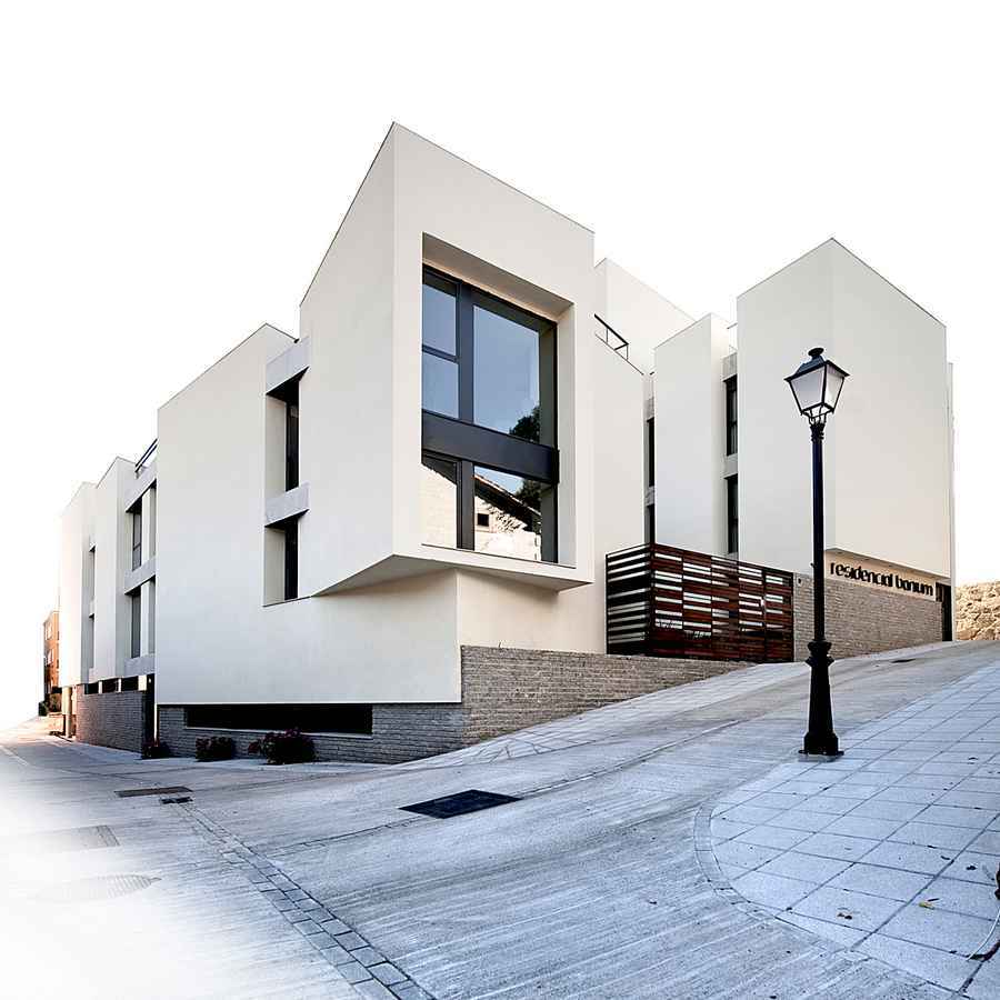 Nursing home in ba os de montemayor c ceres architecture for Home architecture