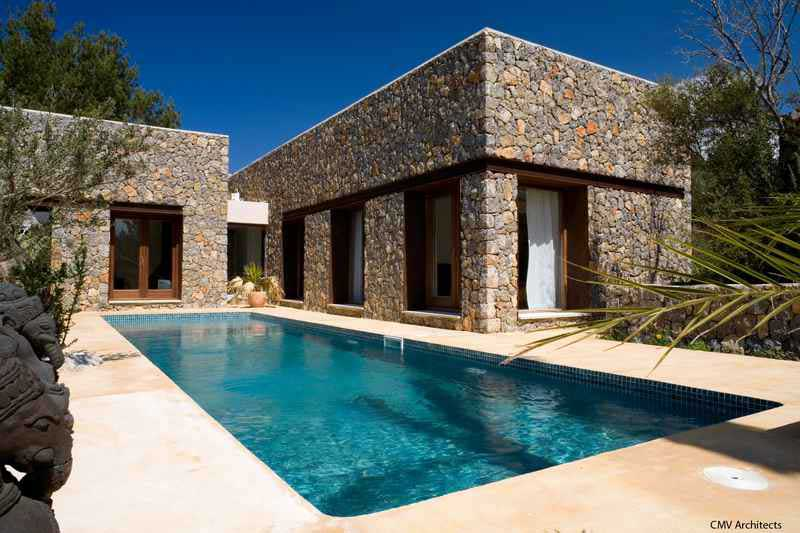 Balearic islands buildings islas baleares arquitectura for Villa architect