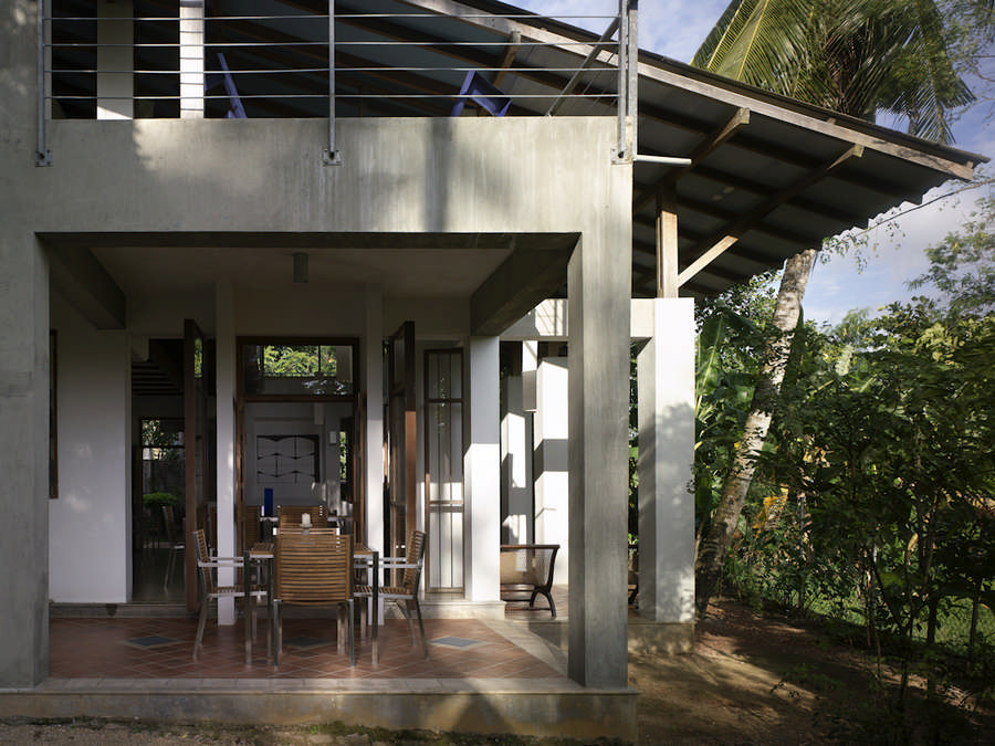 House in baddagana sri lanka e architect for Home architecture sri lanka