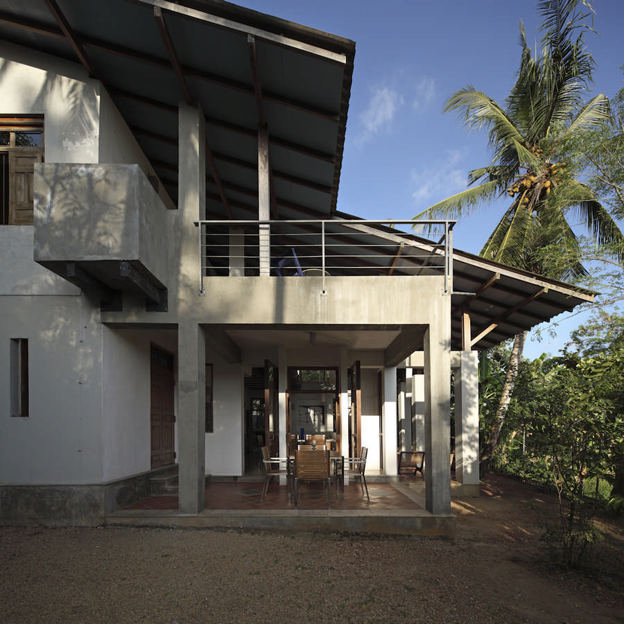 House In Baddagana Sri Lanka E Architect