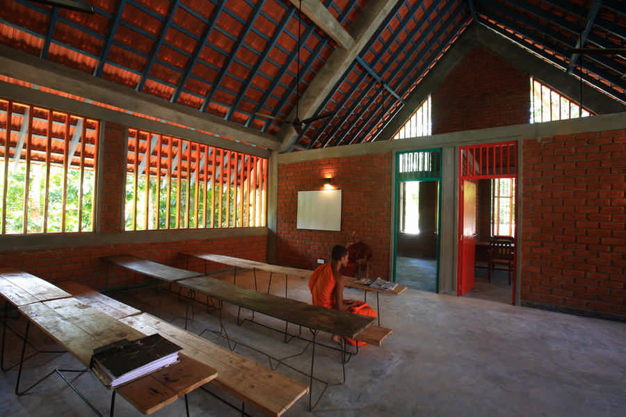 IFRC Community Centre image from architect
