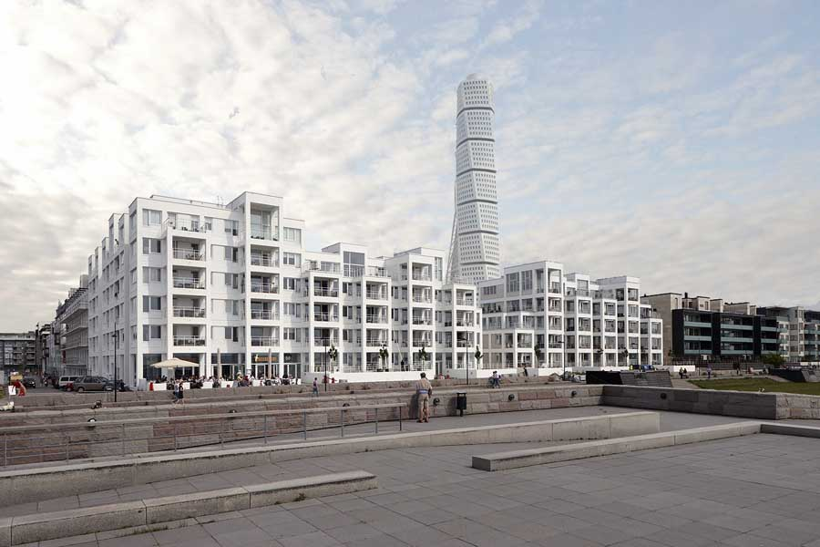 Ankarspelet public housing malmo swedish apartment for Stockholm architecture tour