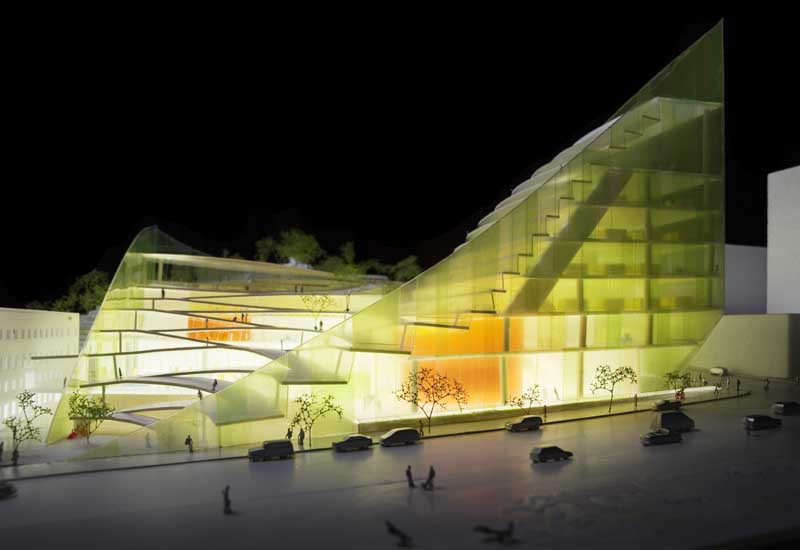 Stockholm Library Images Asplund Architecture Competition