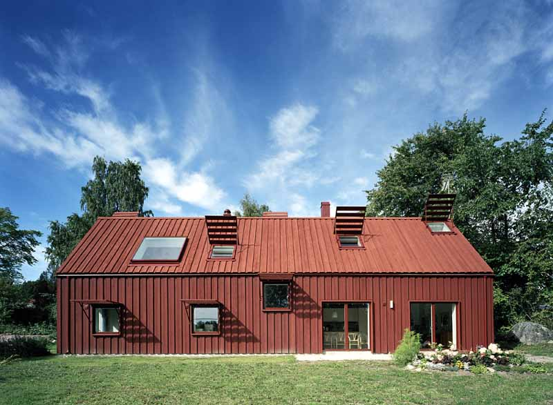 Vsters House Sweden Lake Mlaren Property E architect