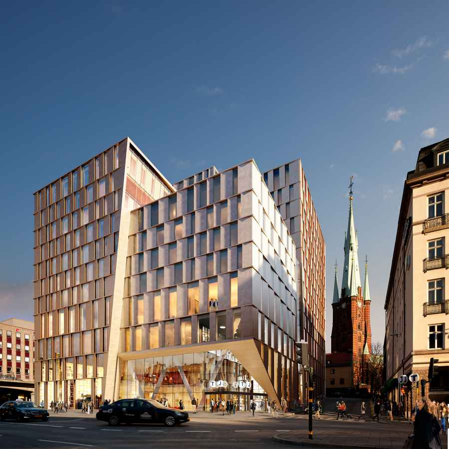 3xn architects denmark e architect for Scandic design