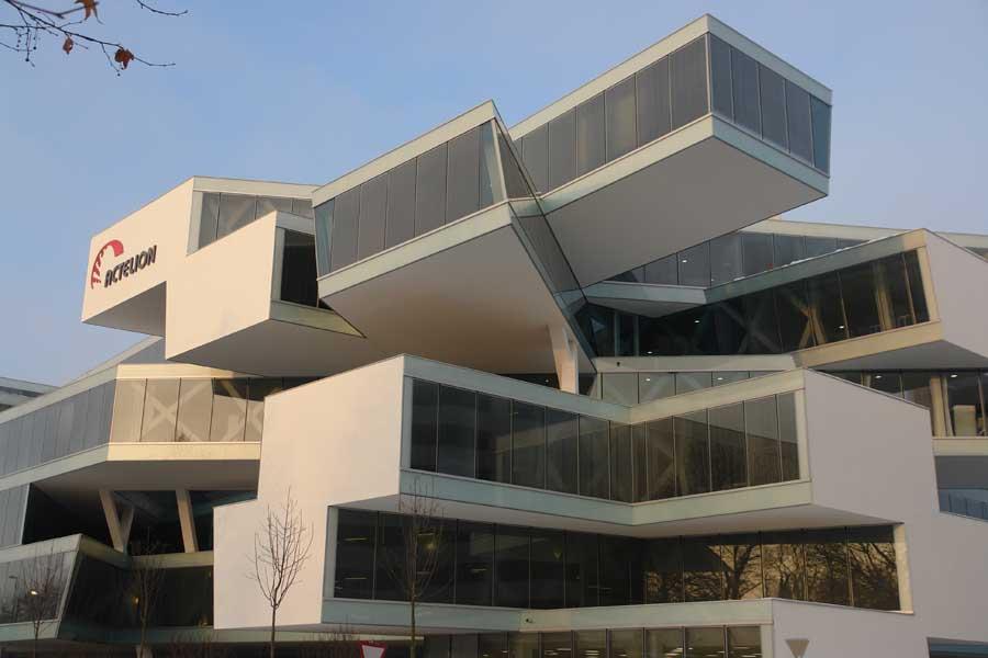 Actelion Business Center Allschwil Building E Architect