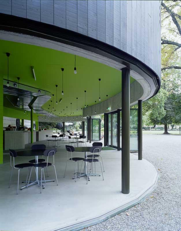 Modern Architecture Zurich zurich architecture tours: swiss walking guide - e-architect