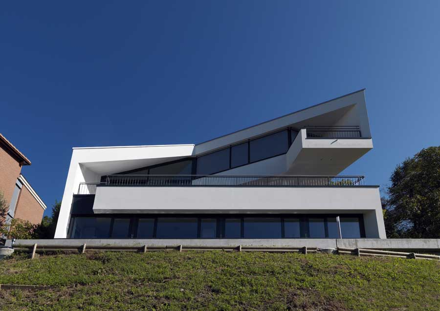 Swiss architecture buildings in switzerland e architect for Architects for residential homes