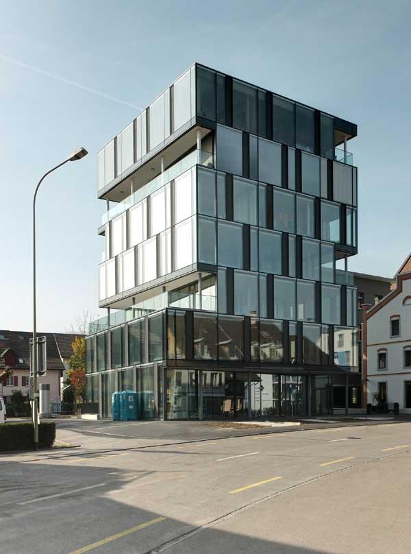 Holzer kobler architekturen architects zurich e architect for Architecture suisse