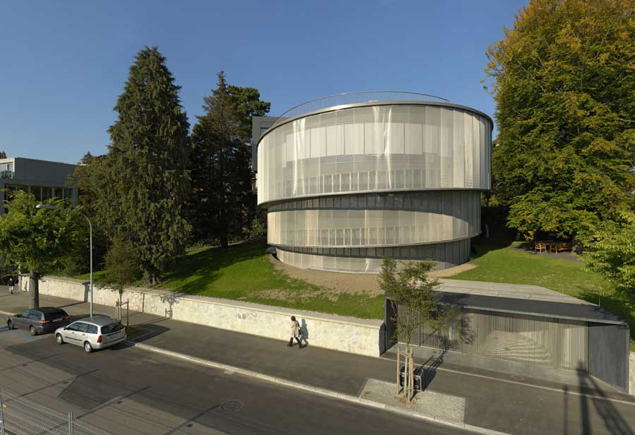 Cocoon offices zurich seefeld building e architect for Architecture suisse