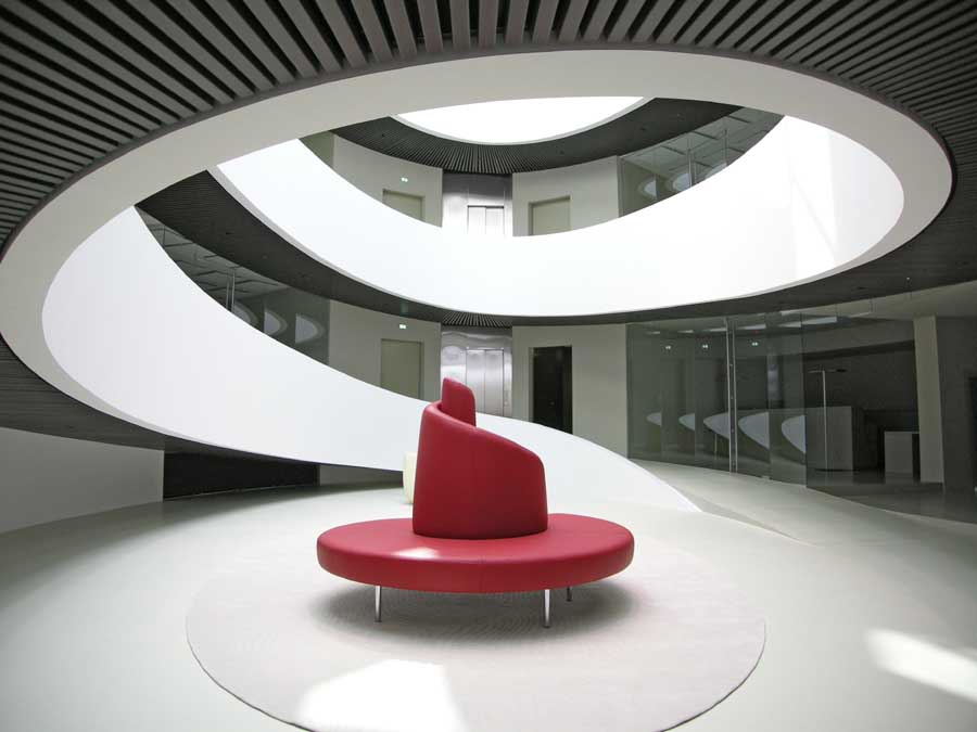 Architecture tours europe european architectural walks for Interior design zurich