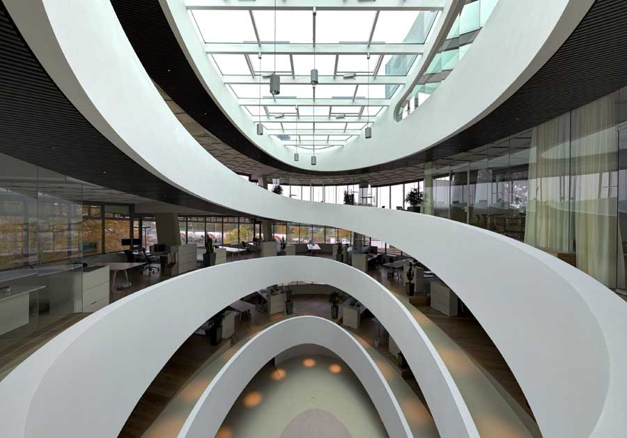 cocoon offices zurich seefeld building e architect