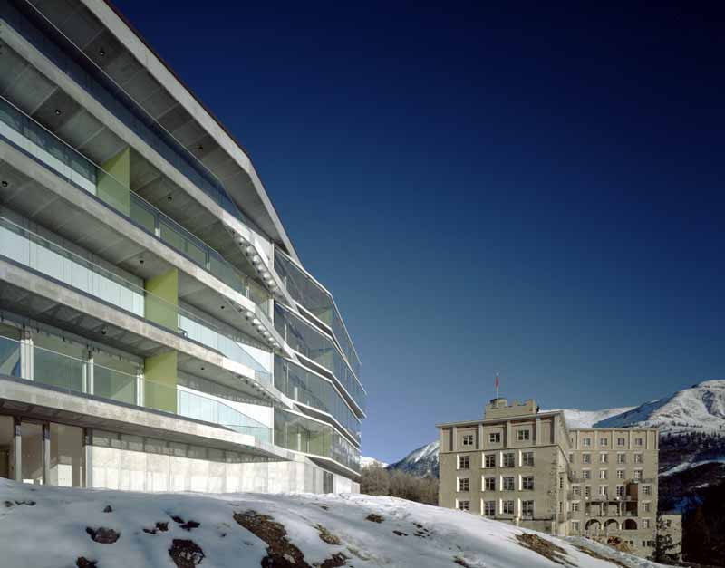 Swiss buildings switzerland designs e architect for Buro mulhouse