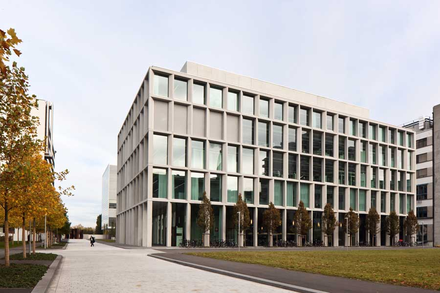 Novartis global headquarters basel swiss office buildings for Lab architects