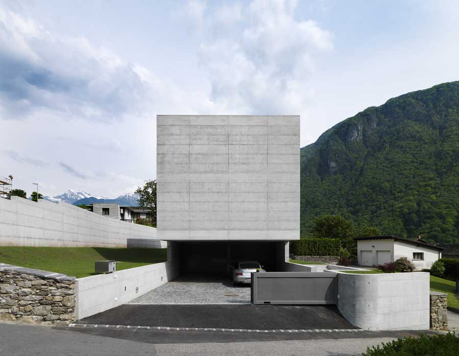 Swiss architecture buildings in switzerland e architect for Arquitectura japonesa moderna