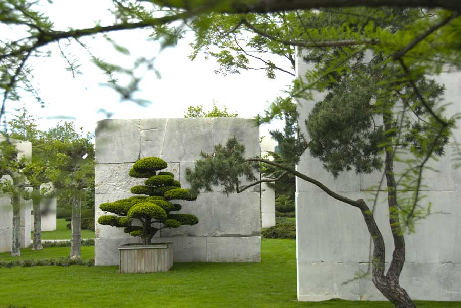 Tree museum lake zurich building switzerland e architect for Famous landscape architects
