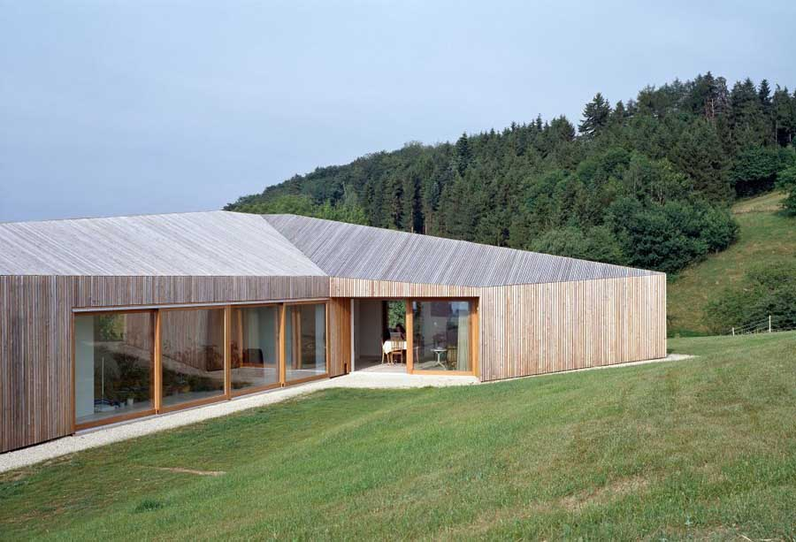 Amusing Contemporary Houses Switzerland Gallery - Simple Design Home - shearerpca.us