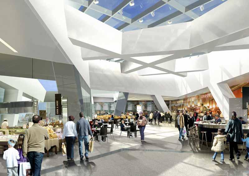 westside Shopping Center Bern Shopping Centre earchitect