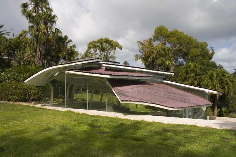 Awesome Leaf House Pacific Ocean Residence Sydney E Architect Download Free Architecture Designs Scobabritishbridgeorg