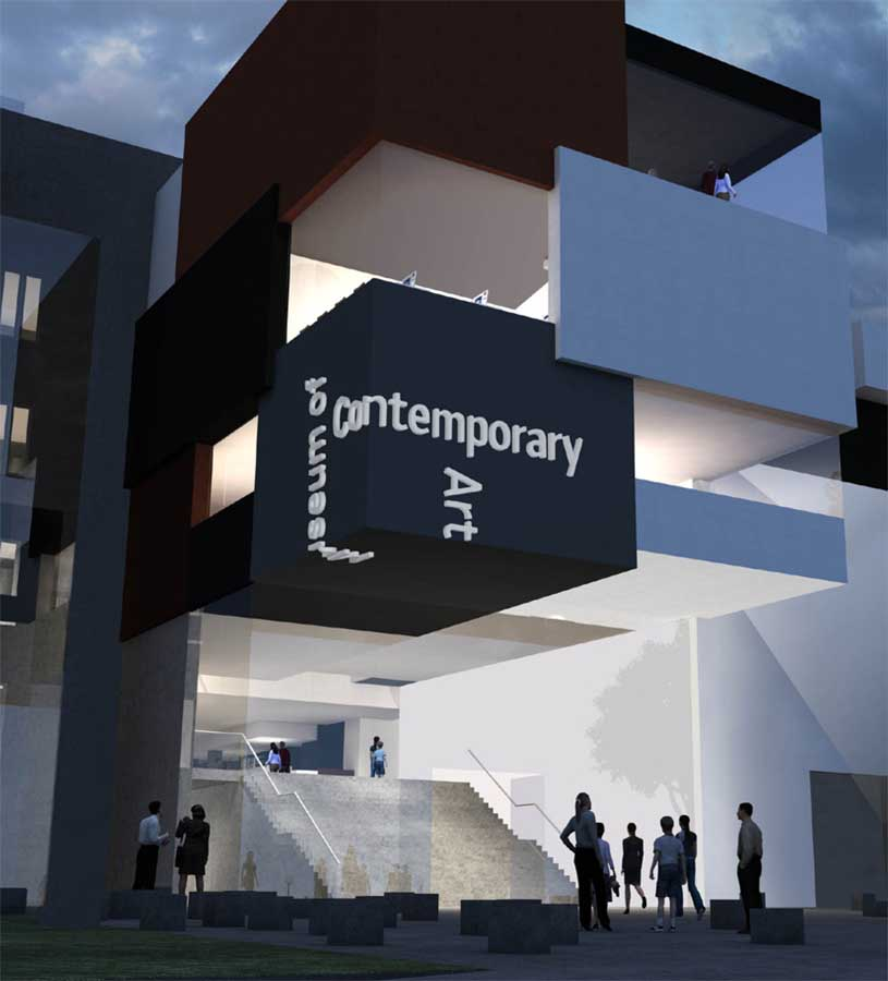 NSW Architecture