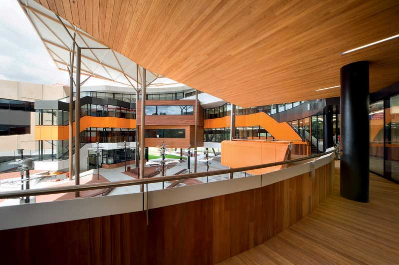 Collaborative Student Research ~ University of western sydney school medicine e architect